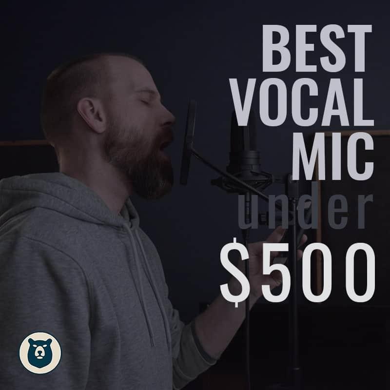5 best vocal mics for under 500 production den. Black Bedroom Furniture Sets. Home Design Ideas